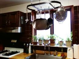 Kinetic Classicor Oval Pot Rack